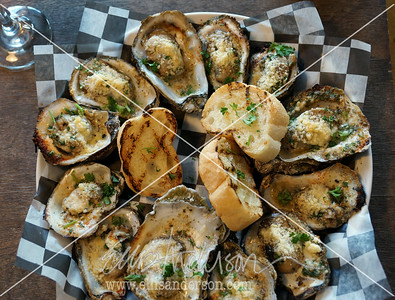 Trapani's Broiled Oysters 3749