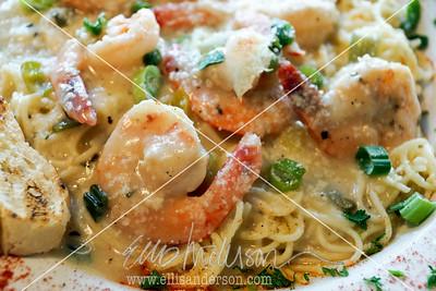 Trapani's Shrimp Scampi 3833