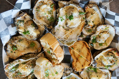 Trapani's Broiled Oysters 3751