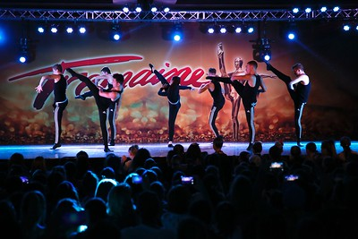 Tremaine Dance Convention's 35th Anniversary Tour in Los Angeles, America - 3 April 2016