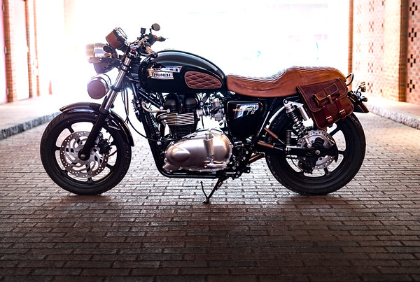 Triumph Bike EXIF