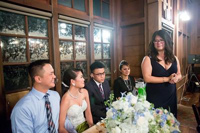UC Berkeley Botanical Garden Wedding, Huy Pham Photography, UC Berkeley Redwood Grove Wedding, Rainy day wedding, Wedding in the Rain, Berkeley Wedding photographers, Troy and Hanh Wedding