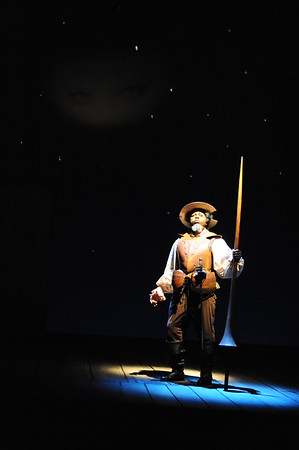 Tulsa Opera's Don Quichotte