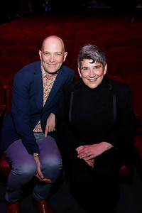 """CAP UCLA presents an Evening with Taylor Mac to introduce """"A 24-Decade History of Popular Music"""" at The Theatre at Ace Hotel, Los Angeles, America - 24 May 2017"""