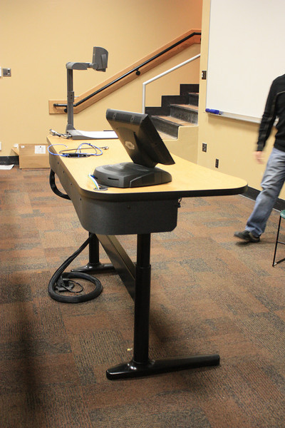 UT School of Engineering Classroom Technology Tour