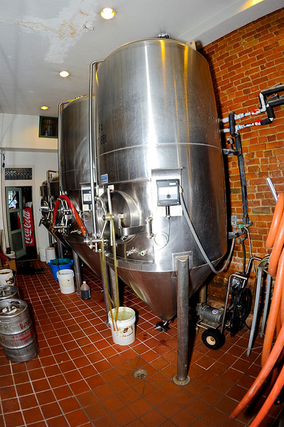 The Micro brewery at Roosters on 25th in Ogden. On August, 30 2013. (Brian Wolfer Special to the Standard-Examiner)