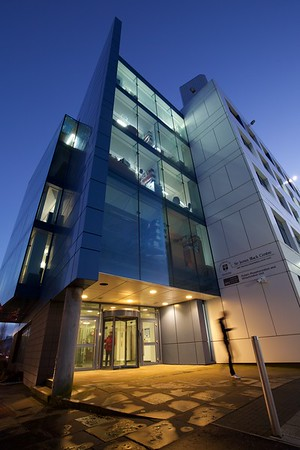 Dundee University Campus