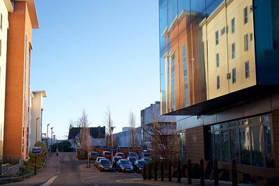 Dundee University Campus