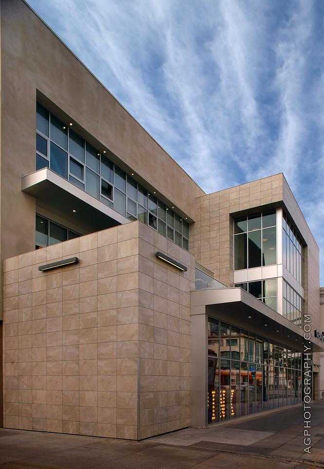 The Criterion Building, 3rd Street Prominade, Santa Monica, CA.