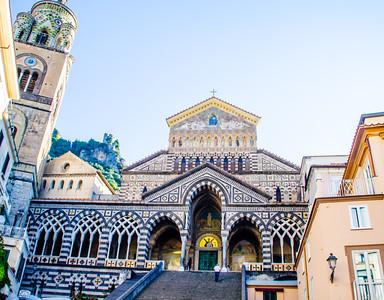 Amalfi-Pompei