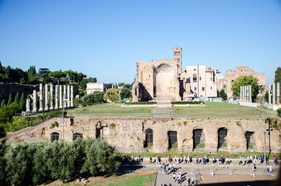 Rome-Coloseum-Vatican