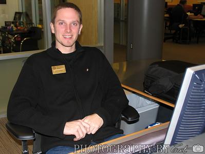 Andy Steinbach, specialist
