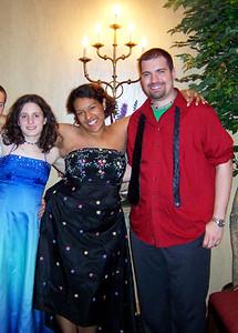Joel, me, Maria, & Patrick.