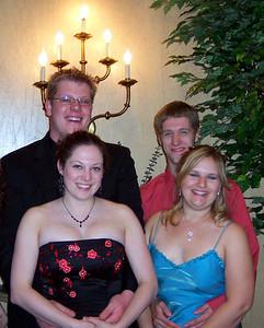 Me & Joel, Tammy & Dave, Dana & Dan