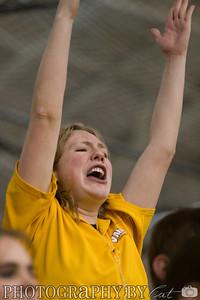 Women's Basketball: 03/12/2008 v. Milwaukee