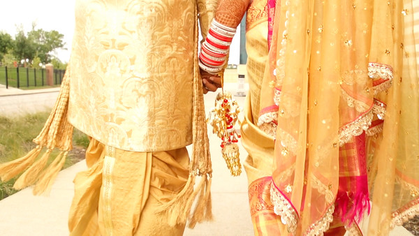 Vandana + Anurag Wedding Same Day Edit