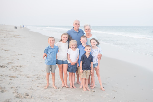 Vannozzi Family Summer 2018