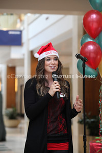 1212271-0037    The 3rd Annual Santa Walk fundraiser benefiting Variety the Children's Charity of Southern California at Westfield Topanga on Dec. 2, 2012 in Canoga Park, Calif.  (Photo by Ryan Miller/Capture Imaging)