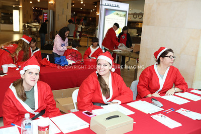 1212271-0014    The 3rd Annual Santa Walk fundraiser benefiting Variety the Children's Charity of Southern California at Westfield Topanga on Dec. 2, 2012 in Canoga Park, Calif.  (Photo by Ryan Miller/Capture Imaging)
