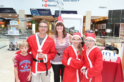 1212271-0015    The 3rd Annual Santa Walk fundraiser benefiting Variety the Children's Charity of Southern California at Westfield Topanga on Dec. 2, 2012 in Canoga Park, Calif.  (Photo by Ryan Miller/Capture Imaging)