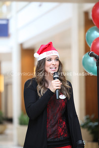 1212271-0027    The 3rd Annual Santa Walk fundraiser benefiting Variety the Children's Charity of Southern California at Westfield Topanga on Dec. 2, 2012 in Canoga Park, Calif.  (Photo by Ryan Miller/Capture Imaging)