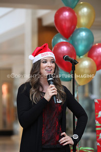 1212271-0043    The 3rd Annual Santa Walk fundraiser benefiting Variety the Children's Charity of Southern California at Westfield Topanga on Dec. 2, 2012 in Canoga Park, Calif.  (Photo by Ryan Miller/Capture Imaging)