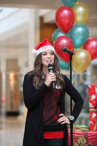 1212271-0042    The 3rd Annual Santa Walk fundraiser benefiting Variety the Children's Charity of Southern California at Westfield Topanga on Dec. 2, 2012 in Canoga Park, Calif.  (Photo by Ryan Miller/Capture Imaging)