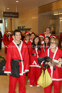 1212271-0023    The 3rd Annual Santa Walk fundraiser benefiting Variety the Children's Charity of Southern California at Westfield Topanga on Dec. 2, 2012 in Canoga Park, Calif.  (Photo by Ryan Miller/Capture Imaging)
