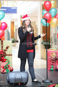 1212271-0024    The 3rd Annual Santa Walk fundraiser benefiting Variety the Children's Charity of Southern California at Westfield Topanga on Dec. 2, 2012 in Canoga Park, Calif.  (Photo by Ryan Miller/Capture Imaging)