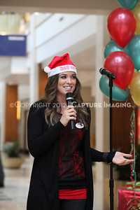 1212271-0034    The 3rd Annual Santa Walk fundraiser benefiting Variety the Children's Charity of Southern California at Westfield Topanga on Dec. 2, 2012 in Canoga Park, Calif.  (Photo by Ryan Miller/Capture Imaging)