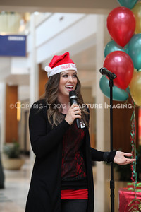1212271-0035    The 3rd Annual Santa Walk fundraiser benefiting Variety the Children's Charity of Southern California at Westfield Topanga on Dec. 2, 2012 in Canoga Park, Calif.  (Photo by Ryan Miller/Capture Imaging)