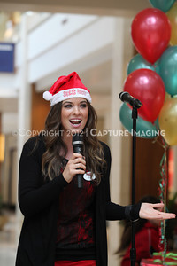 1212271-0039    The 3rd Annual Santa Walk fundraiser benefiting Variety the Children's Charity of Southern California at Westfield Topanga on Dec. 2, 2012 in Canoga Park, Calif.  (Photo by Ryan Miller/Capture Imaging)