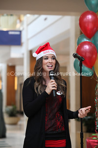 1212271-0036    The 3rd Annual Santa Walk fundraiser benefiting Variety the Children's Charity of Southern California at Westfield Topanga on Dec. 2, 2012 in Canoga Park, Calif.  (Photo by Ryan Miller/Capture Imaging)