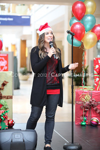 1212271-0025    The 3rd Annual Santa Walk fundraiser benefiting Variety the Children's Charity of Southern California at Westfield Topanga on Dec. 2, 2012 in Canoga Park, Calif.  (Photo by Ryan Miller/Capture Imaging)