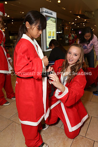 1212271-0005    The 3rd Annual Santa Walk fundraiser benefiting Variety the Children's Charity of Southern California at Westfield Topanga on Dec. 2, 2012 in Canoga Park, Calif.  (Photo by Ryan Miller/Capture Imaging)