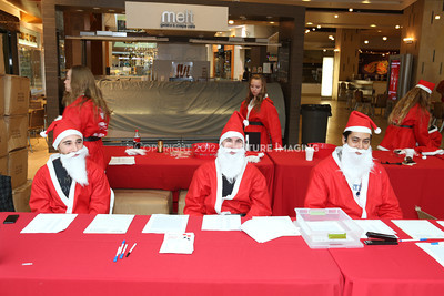 1212271-0013    The 3rd Annual Santa Walk fundraiser benefiting Variety the Children's Charity of Southern California at Westfield Topanga on Dec. 2, 2012 in Canoga Park, Calif.  (Photo by Ryan Miller/Capture Imaging)