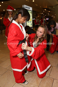 1212271-0008    The 3rd Annual Santa Walk fundraiser benefiting Variety the Children's Charity of Southern California at Westfield Topanga on Dec. 2, 2012 in Canoga Park, Calif.  (Photo by Ryan Miller/Capture Imaging)