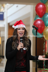 1212271-0040    The 3rd Annual Santa Walk fundraiser benefiting Variety the Children's Charity of Southern California at Westfield Topanga on Dec. 2, 2012 in Canoga Park, Calif.  (Photo by Ryan Miller/Capture Imaging)