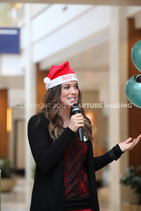 1212271-0029    The 3rd Annual Santa Walk fundraiser benefiting Variety the Children's Charity of Southern California at Westfield Topanga on Dec. 2, 2012 in Canoga Park, Calif.  (Photo by Ryan Miller/Capture Imaging)