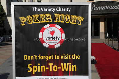 3rd Annual Variety Poker Night