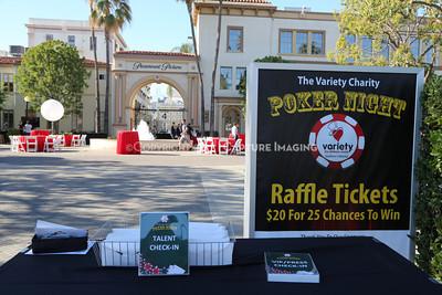 3rd Annual Variety Poker Night