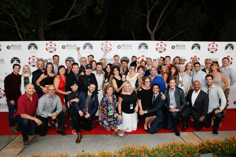 7th Annual Variety - The Children's Charity Of Southern CA Texas Hold 'Em Poker Tournament, Paramount Pictures Studio Lot, Los Angeles, America - 26 Jul 2017