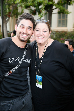 Variety - The Children's Charity Of Southern CA Texas Hold 'Em Poker Tournament, Paramount Pictures Studio Lot, Los Angeles, America - 24 Jul 2019