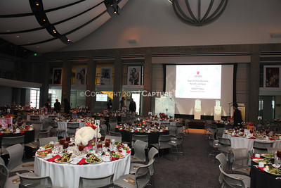 1112235-012    LOS ANGELES, CA - DECEMBER 15: The 2011 Heart of Show Business Benefit Luncheon honoring Monty Hall to benefit Variety the Children's Charity of Southern California at Skirball Center on December 15, 2011 in Los Angeles, California. (Photo by Ryan Miller/Capture Imaging)