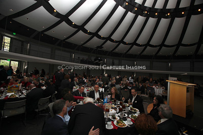 1112235-018    LOS ANGELES, CA - DECEMBER 15: The 2011 Heart of Show Business Benefit Luncheon honoring Monty Hall to benefit Variety the Children's Charity of Southern California at Skirball Center on December 15, 2011 in Los Angeles, California. (Photo by Ryan Miller/Capture Imaging)