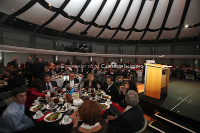 1112235-023    LOS ANGELES, CA - DECEMBER 15: The 2011 Heart of Show Business Benefit Luncheon honoring Monty Hall to benefit Variety the Children's Charity of Southern California at Skirball Center on December 15, 2011 in Los Angeles, California. (Photo by Ryan Miller/Capture Imaging)