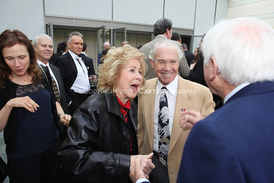 1112235-048    LOS ANGELES, CA - DECEMBER 15: The 2011 Heart of Show Business Benefit Luncheon honoring Monty Hall to benefit Variety the Children's Charity of Southern California at Skirball Center on December 15, 2011 in Los Angeles, California. (Photo by Ryan Miller/Capture Imaging)