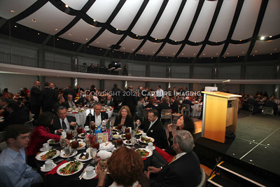 1112235-022    LOS ANGELES, CA - DECEMBER 15: The 2011 Heart of Show Business Benefit Luncheon honoring Monty Hall to benefit Variety the Children's Charity of Southern California at Skirball Center on December 15, 2011 in Los Angeles, California. (Photo by Ryan Miller/Capture Imaging)