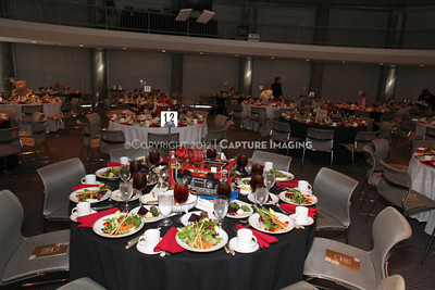 1112235-009    LOS ANGELES, CA - DECEMBER 15: The 2011 Heart of Show Business Benefit Luncheon honoring Monty Hall to benefit Variety the Children's Charity of Southern California at Skirball Center on December 15, 2011 in Los Angeles, California. (Photo by Ryan Miller/Capture Imaging)