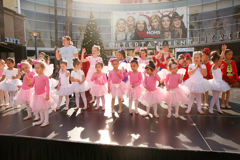 The District at Tustin Legacy – Nutcracker Village – Nov 18, 2017